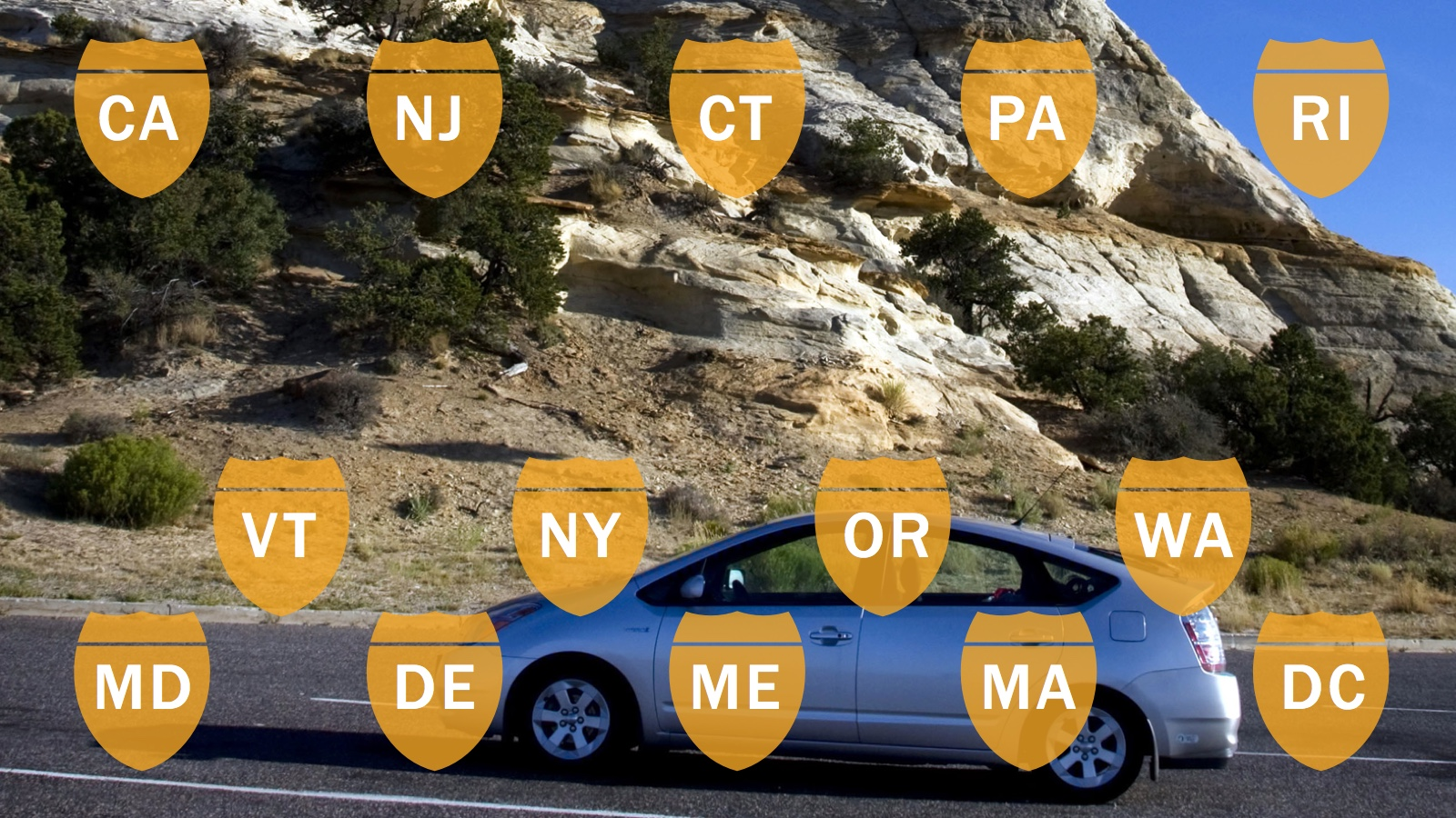 <h4>ACTION & RESULTS</h4><h5>We have cleaner cars on the road today due to our action and advocacy on the national level and in 13 states and Washington, D.C.</h5><em>Colin Grey</em>